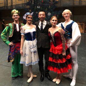 Переможці конкурсу Grand Prix Kyiv на гастролях у Японії